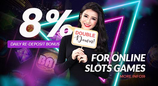 Daily Bonus Slots Games MYR 500