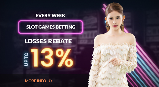 Slot Games 13% Rescue Bet