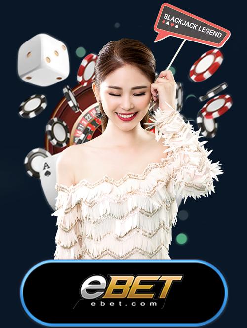 EBET Live Casino Logo