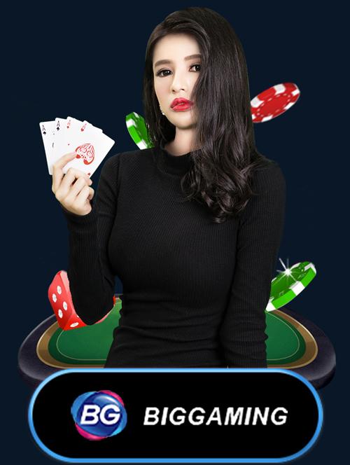 BigGaming Live Casino Logo