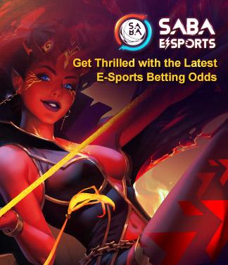 Saba Esports Promotion Banner