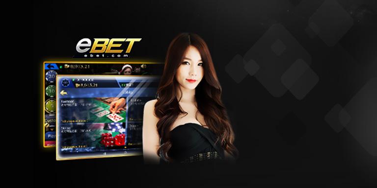 EBET Live Dealer Model