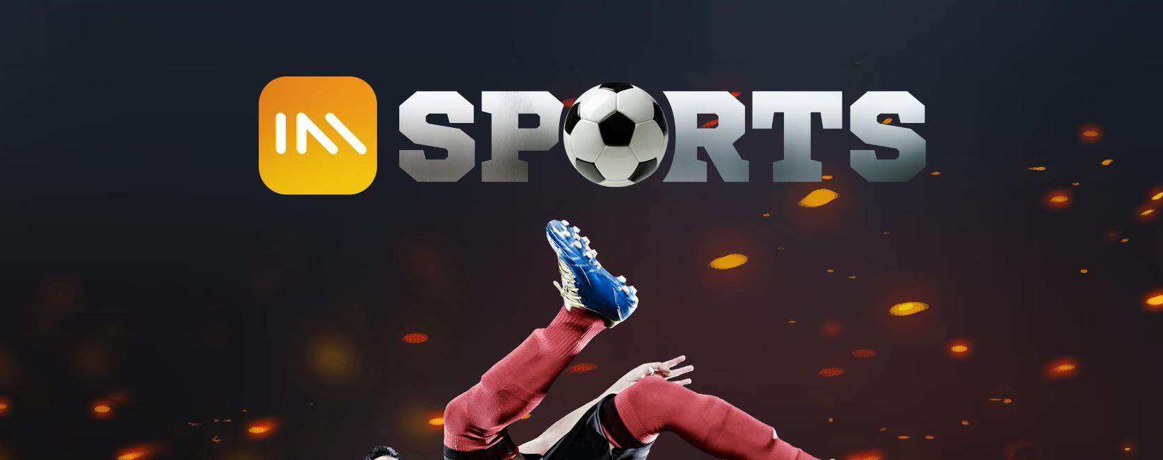 IMsports Logo