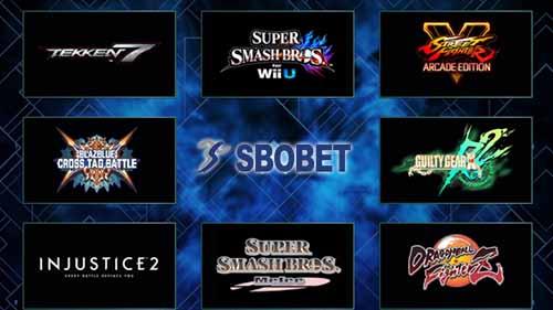 Sbobet Esports Events Logo