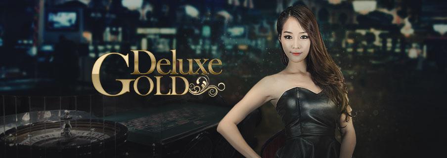 Gold Deluxe Casino Model