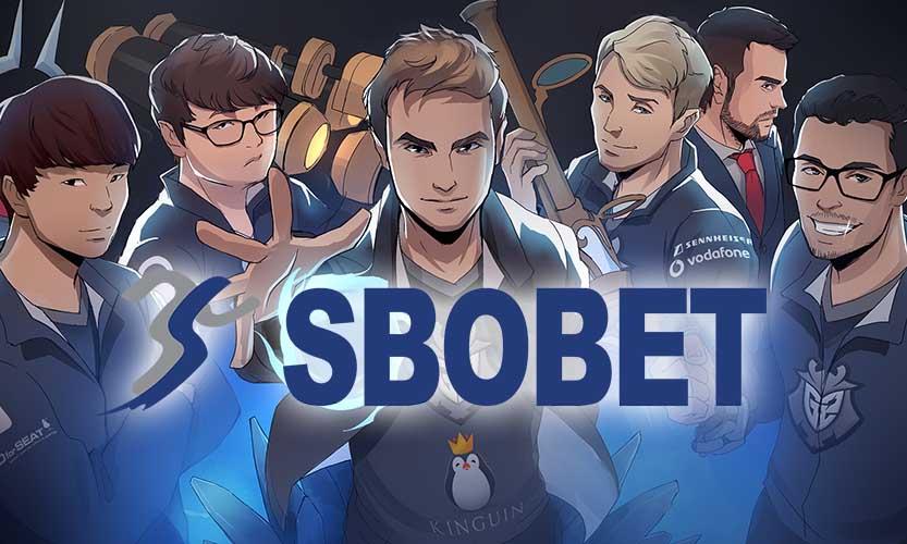 Sbobet Animated Logo