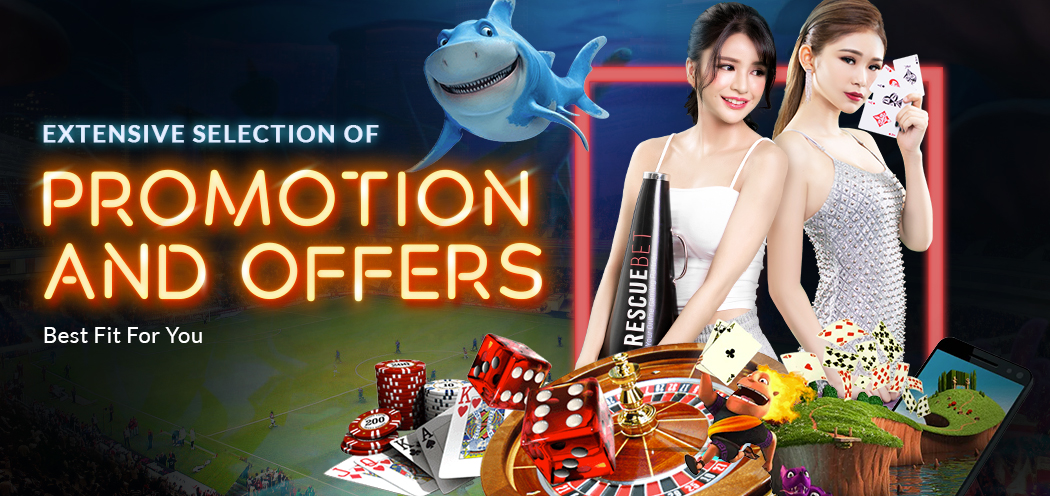 Online Casino Free Play Promotions